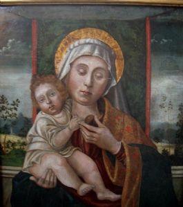 Vittore Crivelli ( Madonna con Bambino )