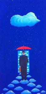 Sarkos - Olhando Magritte