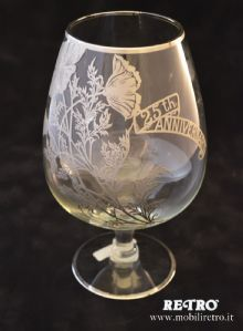 commemorative glass