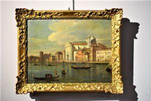 Venezia Palazzo Ducale e la Giudecca.