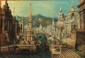 Francesco Zanin (Nove 1824 - Venecia 1884)